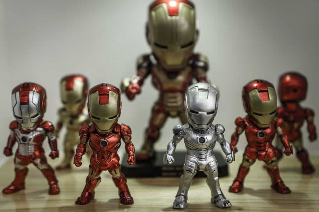 MARVEL SUPER HEROES: Our All Time Favourite