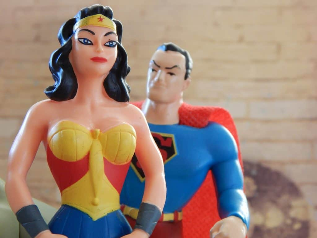 Was Superman Wonder Woman Ever A Couple?