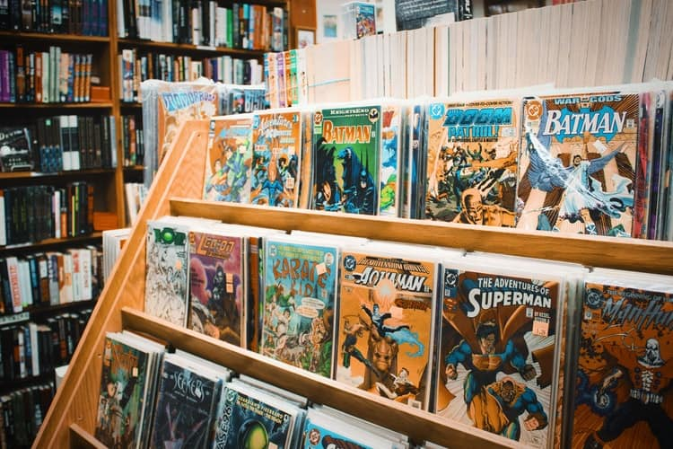 Comics Products For All The Comic Lovers Out There