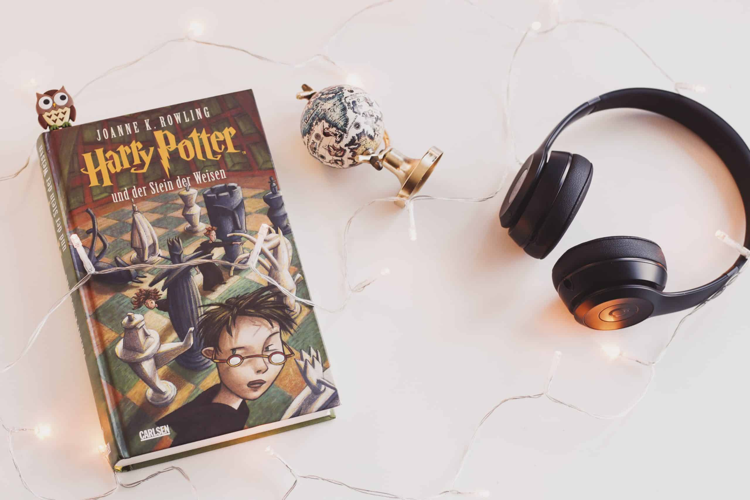 Learning About The Harry Potter Books From My Teenage Years