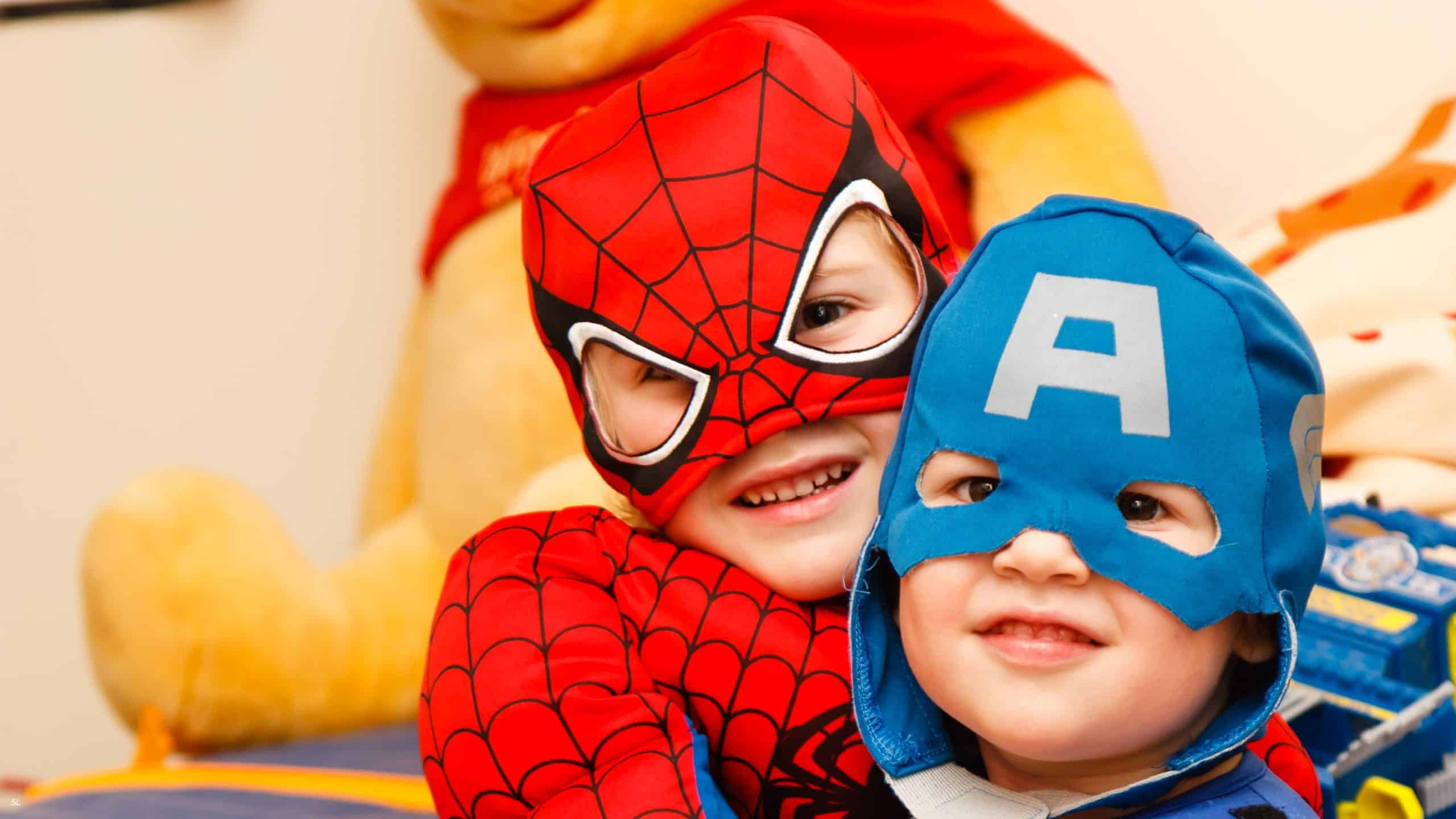 A Guide To DIY Superhero Costumes For Your Kids