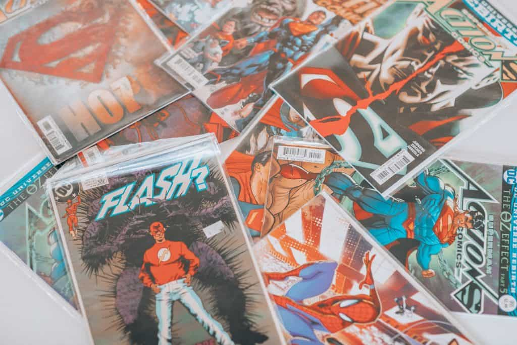 The Best Superhero Comics Of The Nineties