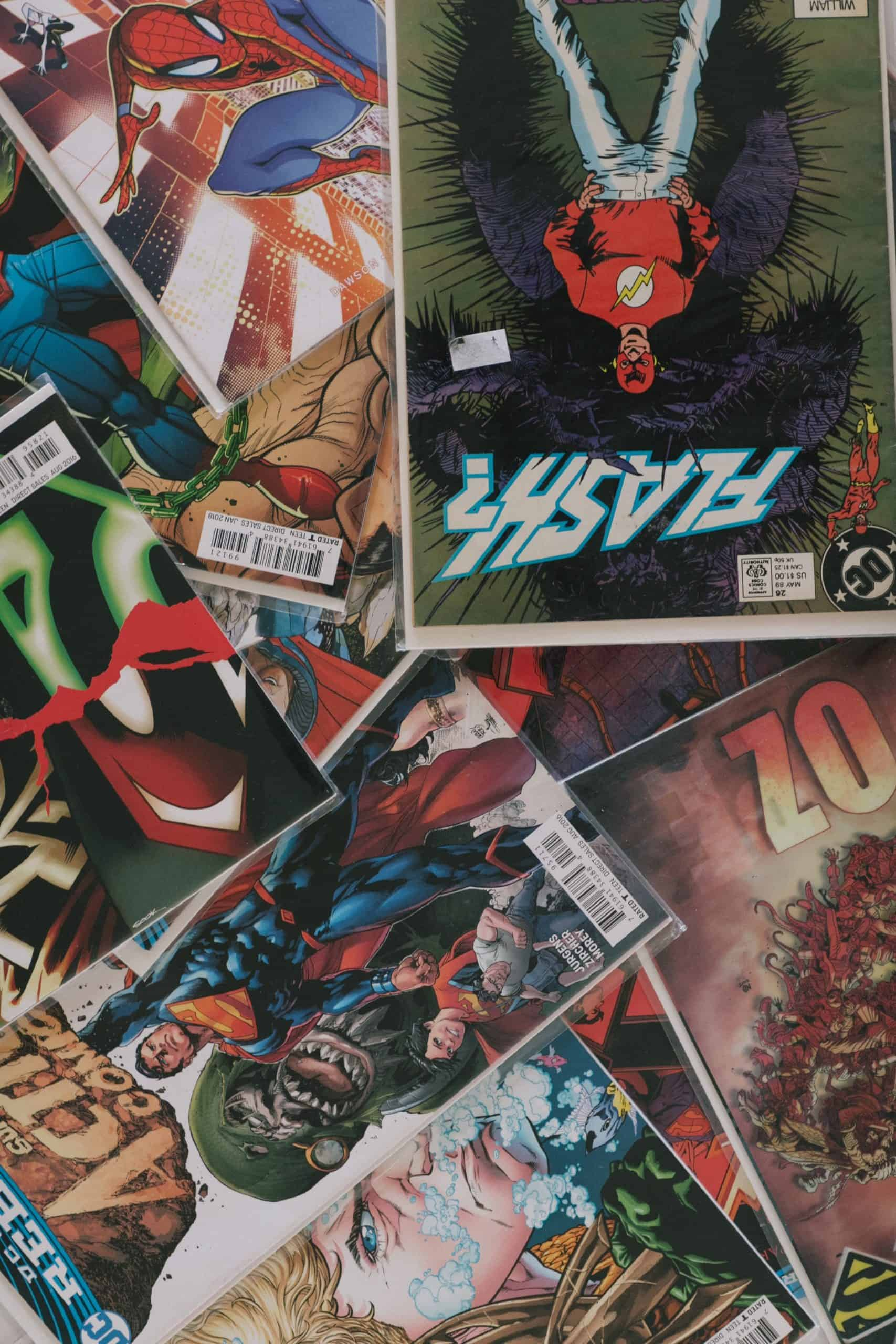 Marvel Storybook Starring Iron Man, Spiderman, and More!