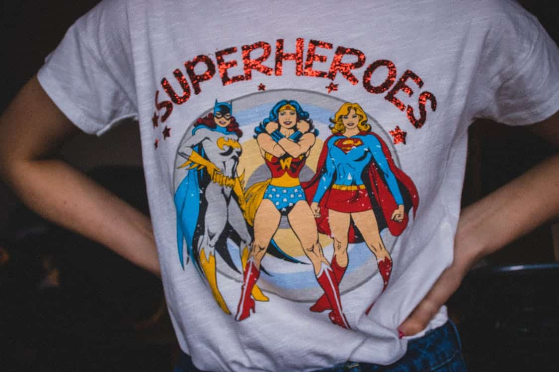 Greatest Superheroes Of All Time