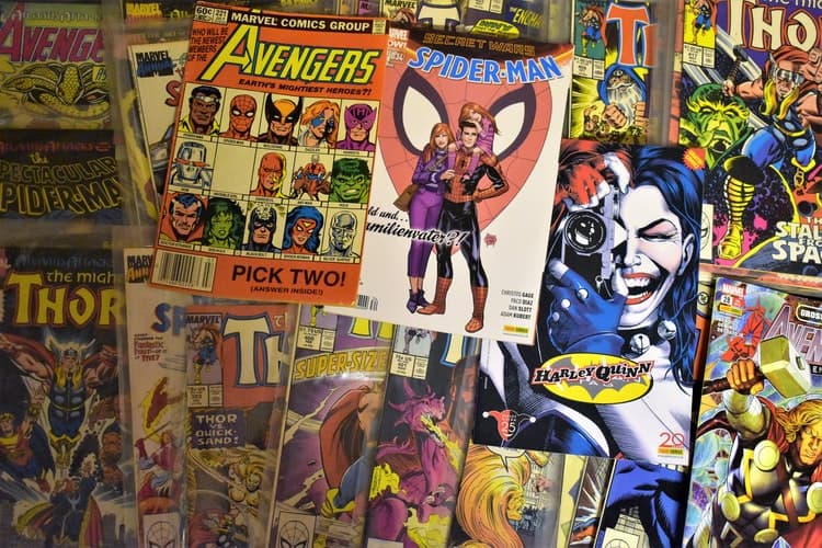 Find Greatest Superheroes Of All Time